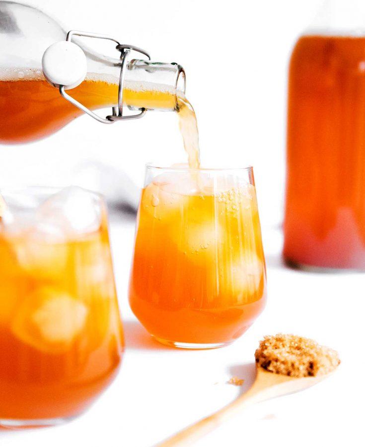 Cream Soda Kombucha